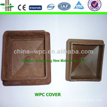 WPC Cover/wpc fence cover/wpc post cover
