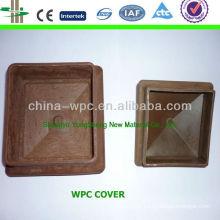 Capa de post do WPC capa/wpc vedação tampa/wpc