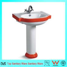 Modern Pedestal Basin, Custom Pedestal Sinks, Decorative Pedestal Sinks