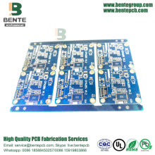 High-Tg PCB dickes Gold