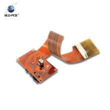 Double layers Flexible PCB / Flexible Circuit Board Making