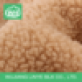 plush polyester knitted sherpa fleece fabric for toy