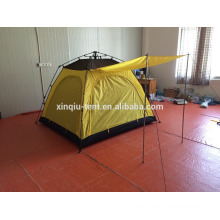 3-4 man automatic pole camping beach shelter tent