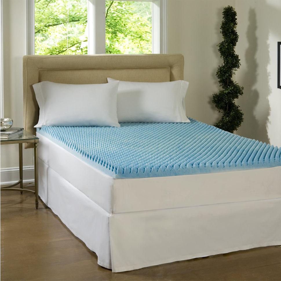 Memory Foam Mattress Topper Double Bed Amazon