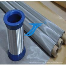 Hebei Anping malla de filtro de acero inoxidable