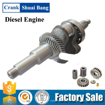 Shuaibang Competitive Price Top Quality Gasoline Pressure Washer Pump Crankshaft Manufacture