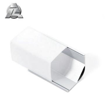 China fabricante de aluminio carcasa de aluminio llevó perfil de iluminación de tira