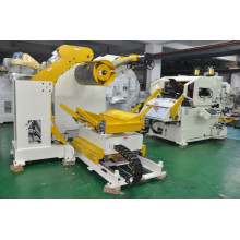 Servo Feeding Straightening Uncoiler Machine