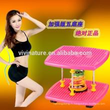 Exercice en gros de corps de haute qualité Twister pour le poids de perte