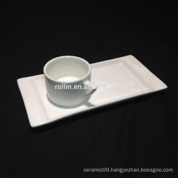 Hot sell Hotel & Restaurant Ceramic Coffee Cup, Gifted Boxes Espresso Cup, Souvenirs Design porcelain Cup