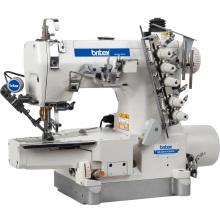 BR-600-01da-Ut-Direct-Drive und Auto-Trimmer High-Speed-Zylinder-Bett-Interlock
