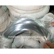 Construcción vinculante alambre galvanizado