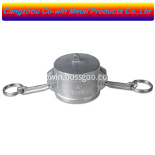 Silicon Sol Casting Type DC Camlock