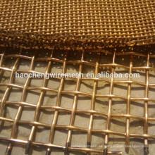 alambre de bronce de la lata 200 malla de alambre de bronce fosforado