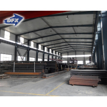 OEM/ODM Prefabricated Steel Shade Structure Easy Assembled Steel Shed