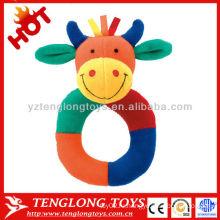 Горячая продажа Красочные Shake озвучены Детские плюшевые игрушки