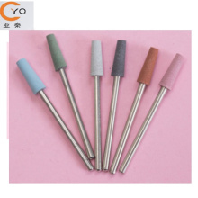 Silicone Polisher Grinders Nail Drill Bits Home & Salon Professional U for Electric Manicure Smoothing Polishing OEM/ODM