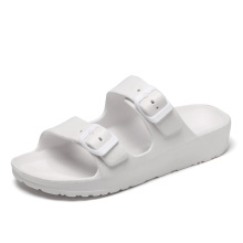 High qualtiy wholesale women flat casual fruit jelly shoes summer lady candy color open toe ceach soft sandals