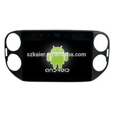 Herstellung 10 Zoll Touchscreen Android 4.2 OBD TPMS Auto Stereoanlage für Volkswagen Tiguan mit GPS / Bluetooth / TV / 3G / WIFI