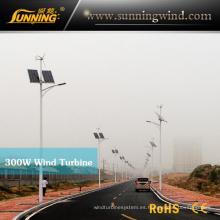 Viento Solar lámparas al aire libre/viento Solar calle luz al aire libre