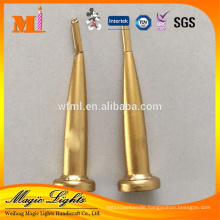 Low MOQ New Design Bullet Shape Candles Wholesale Bulk
