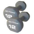 12 LB Neoprene Dumbbell