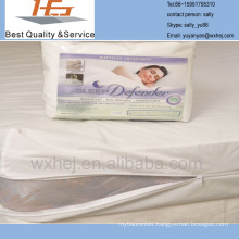 terry cloth waterproof box spring mattress cover