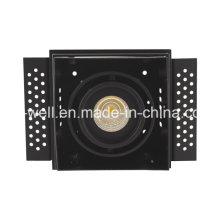 Frameless Square LED Plafonnier CREE LED 10W