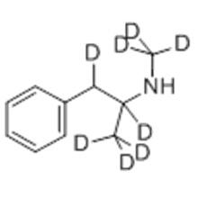 (+/-)-METHAMPHETAMINE-D8 CAS 136765-40-7