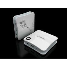 Shenzhen fabricante novo design Joaquim wireless carregador móvel de banco para produtos digitais