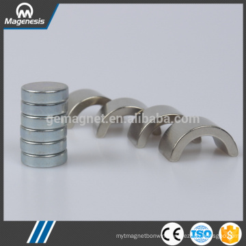 China factory price super quality y25 button ferrite magnets