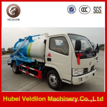 Dongfeng Hochdruck-Vakuum-Saugwagen