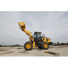 Neue 3 Tonnen SEM-Radlader-Nutzungsdauer SEM636D für Indien-Radlader-Teile