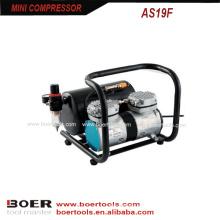 1/3 л. с. двухцилиндровый мини воздушный компрессор портативный компрессор