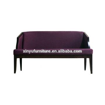 modern design soild wood couch XY3370
