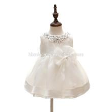 Младенец девочка день рождения платья малышей Крещение Крещение платье Принцесса Пасха платья для малыша девочек
