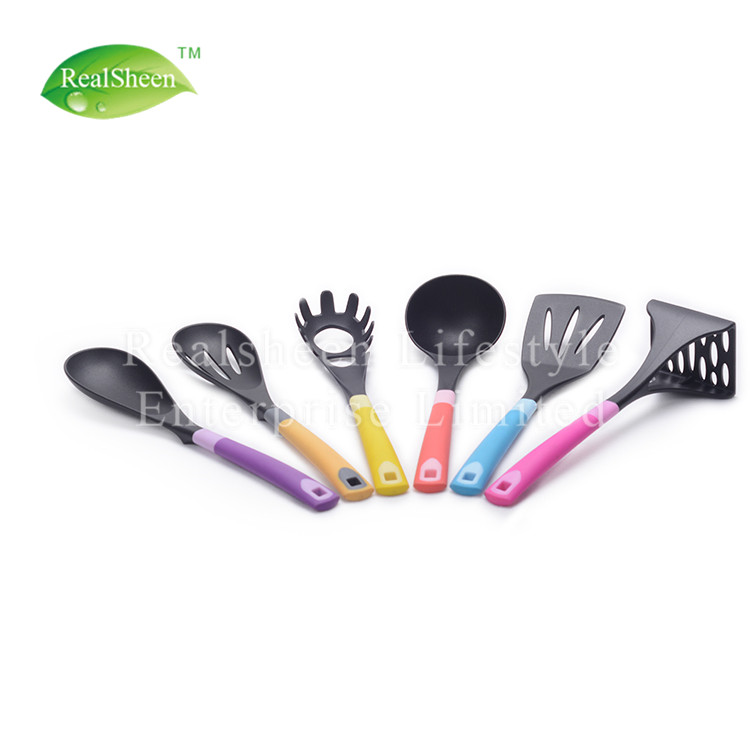 Nylon Slotted Spoon