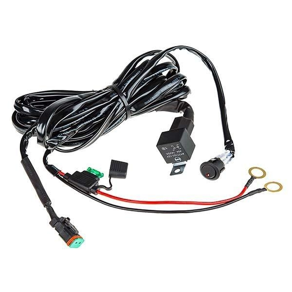 AUTO LED Driving Lights Wiring Harness