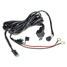 AUTO LED Driving Lights Câblage Harness