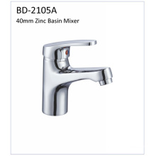 Bd2105A Zinc solo grifo del lavabo de la palanca