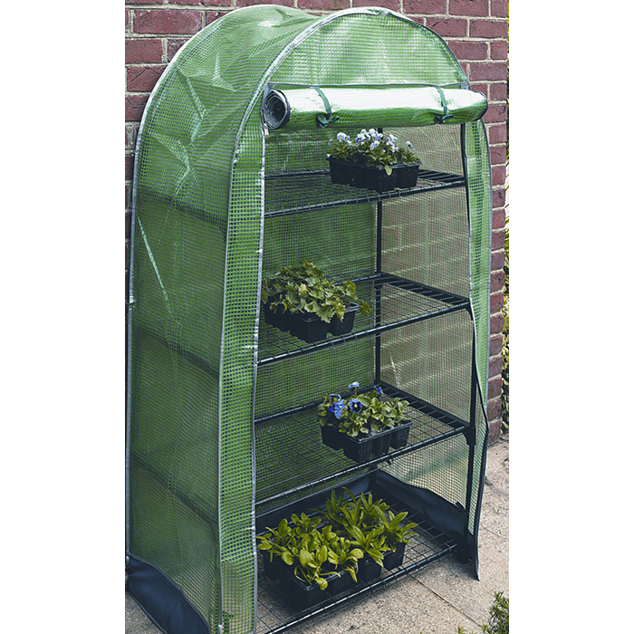 Polytunnel Mini Tunnels Walk-in Greenhouse