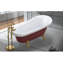 CE Freestanding Bath Tubs with 4 Legs