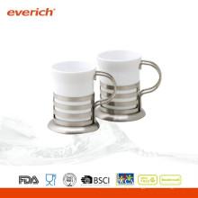 2015 Caneca de café cerâmica personalizada popular do produto novo