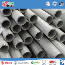 Polish 304 Stainless Steel Pipe with Ios SGS