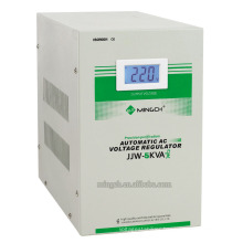 Customed Jjw-5k Single Phase Series Precise Purified Voltage Regulator/Stabilizer