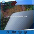 ПВХ знамя гибкого трубопровода глянцевая с подсветкой Flex баннер для цифровой печати материалы/СМИ зашкаливает