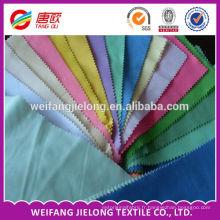 Poly coton tissu tc80 / 20 tissu de doublure de tissu de poche