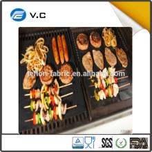 Wie im Fernsehen gesehen Hitzebeständige Non-Stick Kochen PTFE BBQ Grill Mat