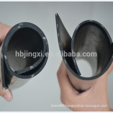 NR / SBR cloth Insertion Rubber Sheet Roll waterproof rubber sheet