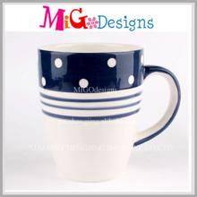 Mugs en porcelaine à la mode nouvellement personnalisés pour les cadeaux